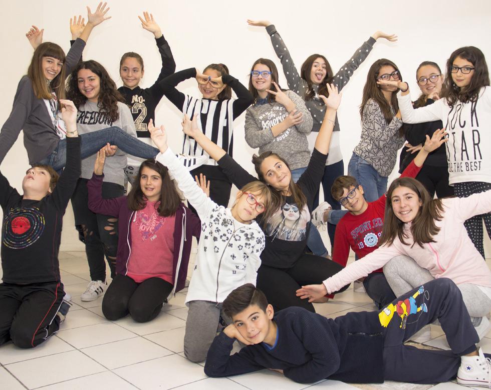 Corso Scuola di Musical Classi Terze