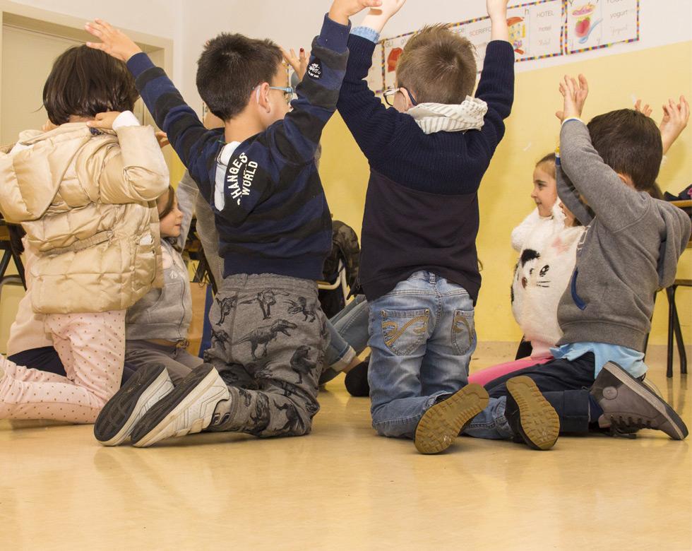 Corso Scuola di Musical 1 Classe
