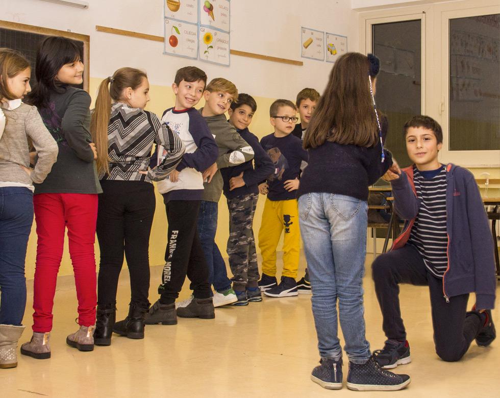 Corso Scuola di Musical 2 Classe
