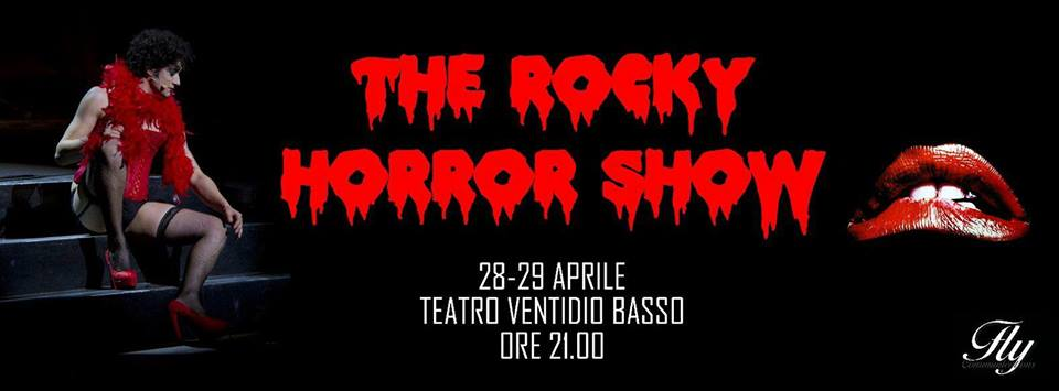 Rocky Horror arriva al teatro Ventidio Basso!