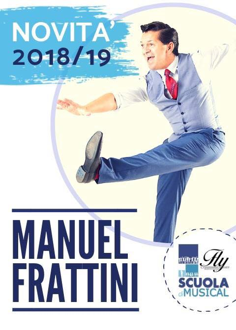 LA FLY IN STAGE CON MANUEL FRATTINI!