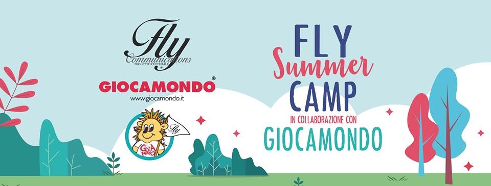 Nasce il Fly Summer Camp in collaborazione con Giocamondo!