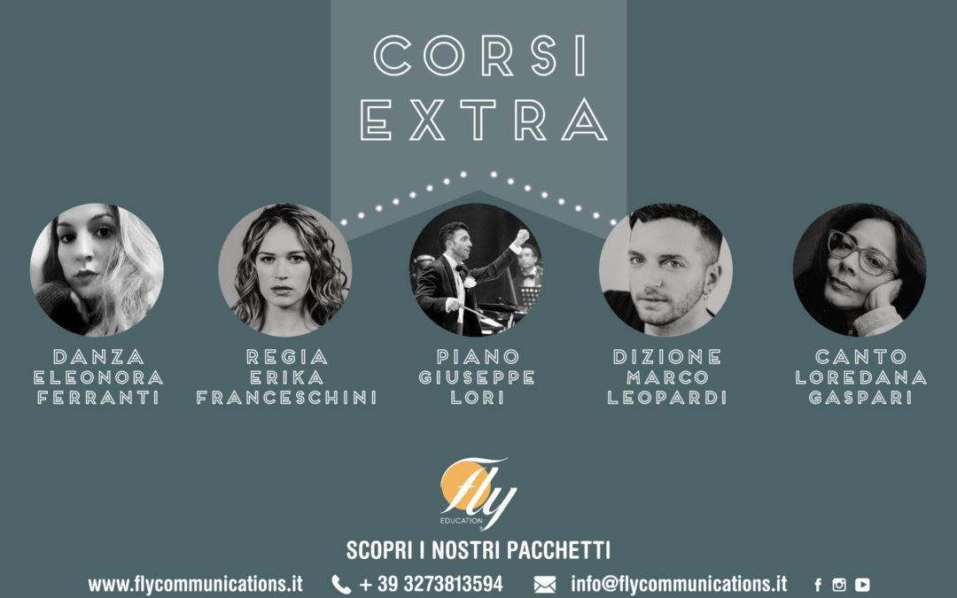 CORSI, Scuola di Musical Fly!